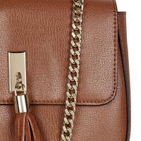 Tassel Saddle Bag Endource